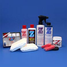 Zaino Total Protection Show Car Kit