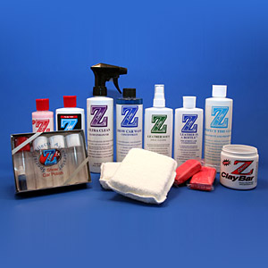 Zaino Ultimate Protection Show Car Kit Zainostorecom - Show car products