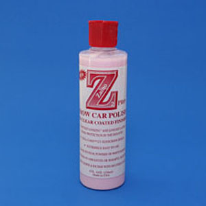 Zaino Store Z 2 Pro Show Car Polish For Clear Coated Car Finishes